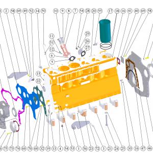 Blocul motor