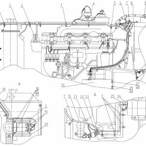 S.E. motor